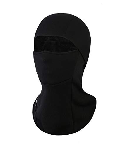 - KSKG Winter Balaclava Windproof Fleece Thermal Full Face Neck Warmer Ski Mask Motorcycle Cycling for Men Women