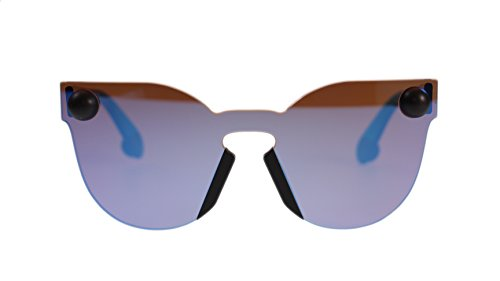 christopher-kane-sunglasses-ck0007s-006-blue-with-blue-lens-round-99mm-authentic