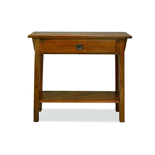skinny entryway table. Leick Mission Hall Console Table, Russet Skinny Entryway Table Z