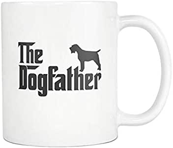 Amazon.com: Wirehaired Pointing Griffon Mug Wirehaired ...