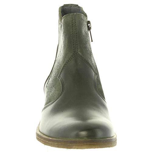 Lixy 50 659950 per 20 cachi donne Kickers verde le Boots xwnCqAYU