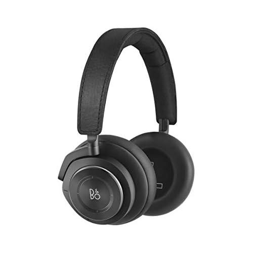 chollos oferta descuentos barato Bang Olufsen Beoplay H9 3ª Generación Auriculares Circumaurales Inalámbricos con Bluetooth Active Noise Cancellation Transparency Mode Asistente de Voz y Micrófono Matte Black Talla Única