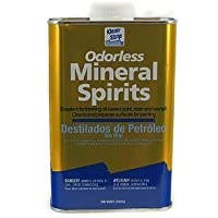 Klean-Strip QKSP94005 Odorless Mineral Spirits, 1-Quart by Klean-Strip