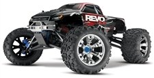 ParkFlyers 53097 Traxxas Revo 3.3 0.1 Scale 4Wd Monster Truck - Rc Truck