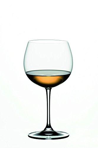 Riedel Vinum XL Oaked Chardonnay Glass, Set of 2 Montrachet Sweet Wine