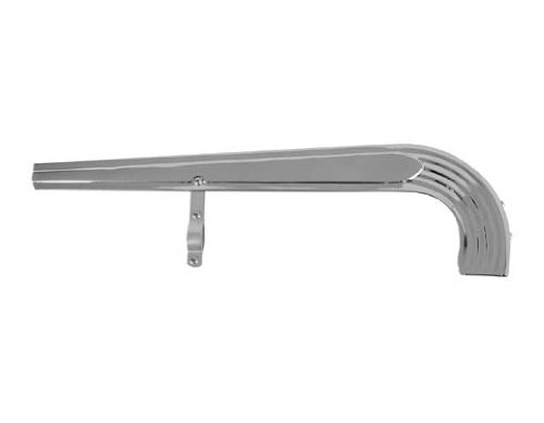 Chain Guard 20'' W/Line Adjustable Chrome. Bicycle Part, Bike Part, Chain Guard for 20'' lowrider Bike by Lowrider
