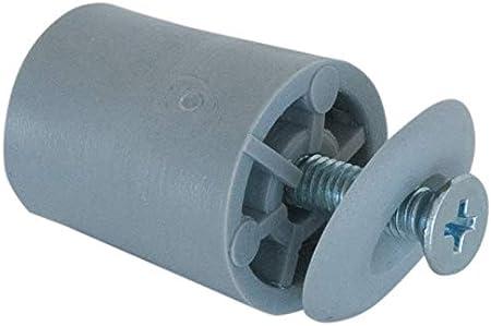 plastimetal SC Tapones cónicos para persianas mm. 38 (PZ. 2) de plástico. Para Tope Persiana. Longitud 38 mm caja de 2 piezas SC: Amazon.es: Hogar