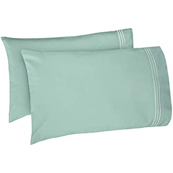 Amazon Com Fishers Finery 19mm 100 Pure Silk Pillowcase