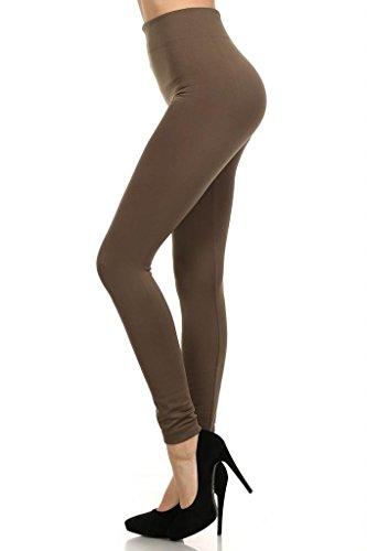 Mopas Women's Fleece Lined Leggings - cool leggings - clothing under ten dollars