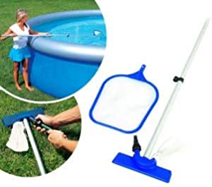 58013 Kit de Limpieza estándar para piscinas todo tipo de piscinas Bestway: Amazon.es: Hogar