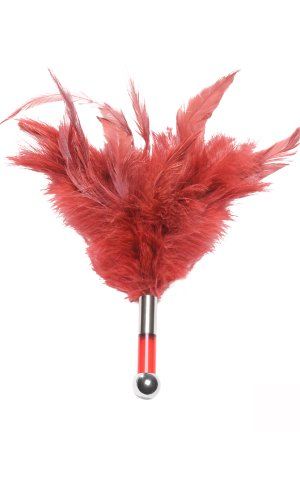 Lelo Tantra Feather Teaser Red, Federkitzler, 1 Stück
