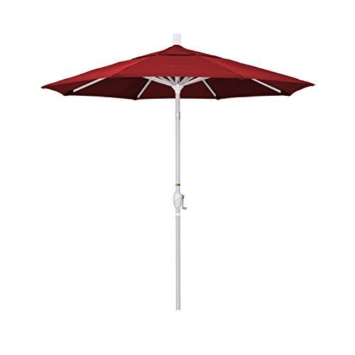 Red 7.5' Olefin Umbrella - 8