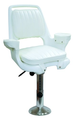 Wise 8WD1007-6-710 Captains Chair with Cushions, 12-18