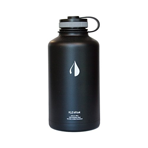 Klear Bottle Stainless Growler Double product image