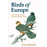 Birds of Europe with North Africa and th...