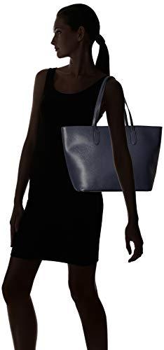 Lara Jeans dark Azul Lhz Blue Shopper Joop Maletín Bolsos Mujer Saffiano wCxp6qnEf