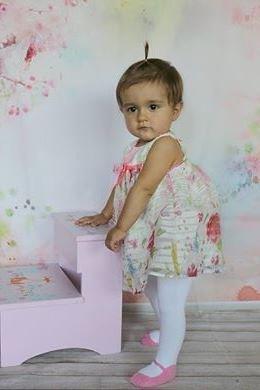 Bolsita regalo Suelas antideslizantes Algod/ón suave Baby Emporio Leotardos con volantes para beb/é ni/ña Efecto merceditas