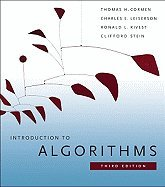 Introduction to Algorithms (Hardcover, 2009) 3rd EDITION