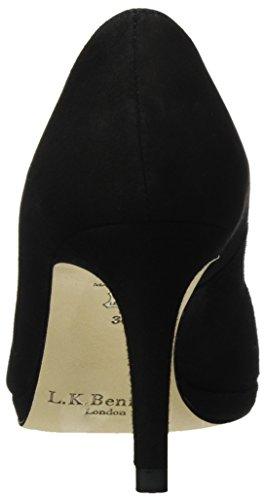 BENNETT black Sybila Escarpins Noir New LK Femme Black qAdzPnB