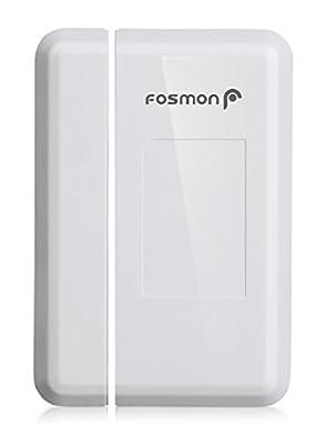 Fosmon WaveLink 51018HOM Add-On Door Sensor Unit (No Receiver)