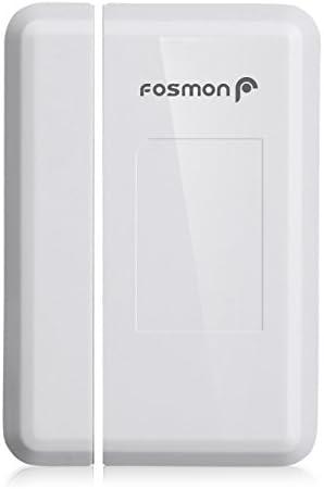 Fosmon WaveLink 51018HOM Add-On Door Contact Sensor Unit (No Receiver) - White
