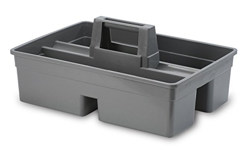 Cart Janitor Microfiber (Janico 1053 Commercial Cleaning Caddy Organizer)