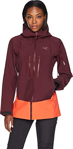 Arc'teryx Women's Sentinel LT Jacket Crimson Aura Large