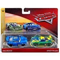 Disney Pixar Cars Character Lil Torquey Pistons & Synerg Vehicle, 2 Pack