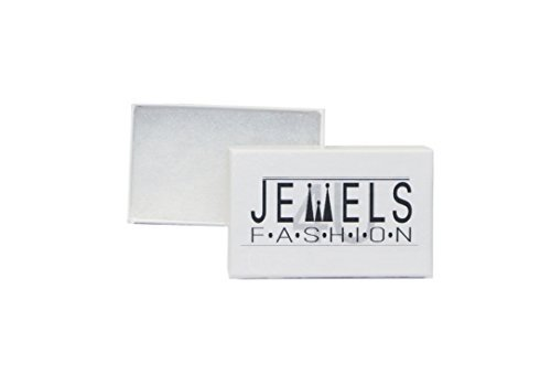 Body Fashion Surgical Steel Choice of 6 Sizes Square Basket Set Crystal Diamond Unisex Mens Stud Earrings