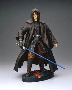 Star Wars EP3 Anakin Skywalker Pre-Painted Soft Vinyl Figure 1/7 Scale