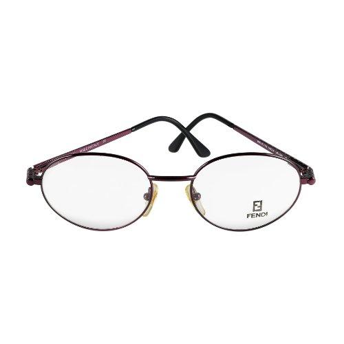 Fendi Eyeglasses VL 7110 Col. Q66 Burgundy 54-19-135 Made in - Fendi Mens Vintage