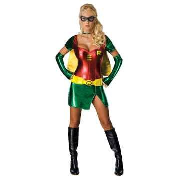 [Robin Costume - Small - Dress Size] (Tim Drake Costume)