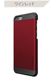 902e2317e0 Amazon | 【motomo正規品】INO METAL CASE for iPhone6 / AL2 (シルバー ...