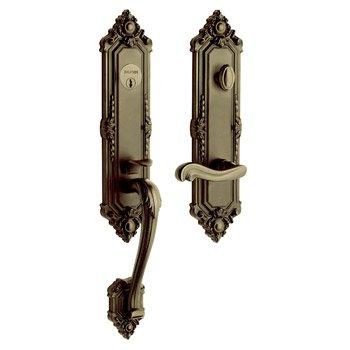 (Baldwin Hardware 6426.050.RFD Kensington Set Front Door Handle)