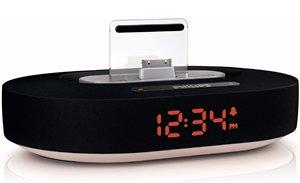 - NEW Black iPod/iPhone/iPad clock dock (Audio/Video/Electronics)