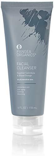 Pangea Organics Facial Cleanser (Egyptian Calendula & Blood Orange)