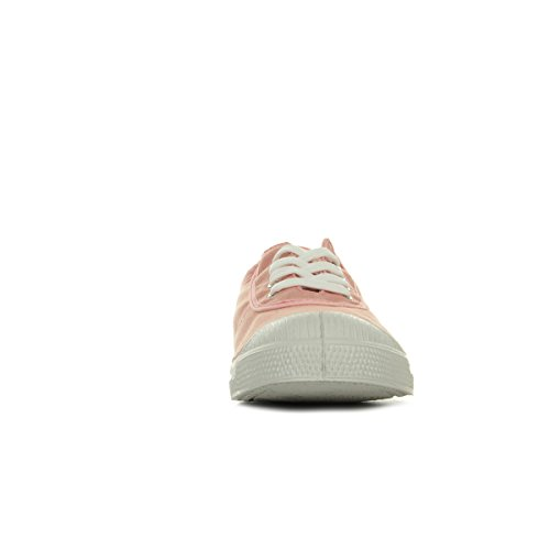 Basket Oldschool Rose Lacets Bensimon F15249c19b410 Tennis nXq7WwgP