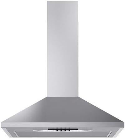 Ikea luftig Campana para montaje en pared; de acero inoxidable; D: Amazon.es: Hogar