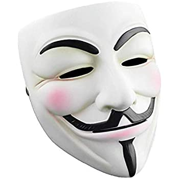 Amazon.com: Gmasking V for Vendetta Guy Fawkes Anonymous ...