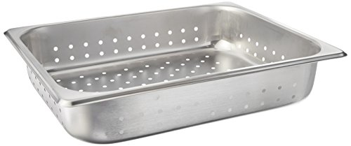 Winco SPHP2 2-1/2-Inch Pan, Half Size