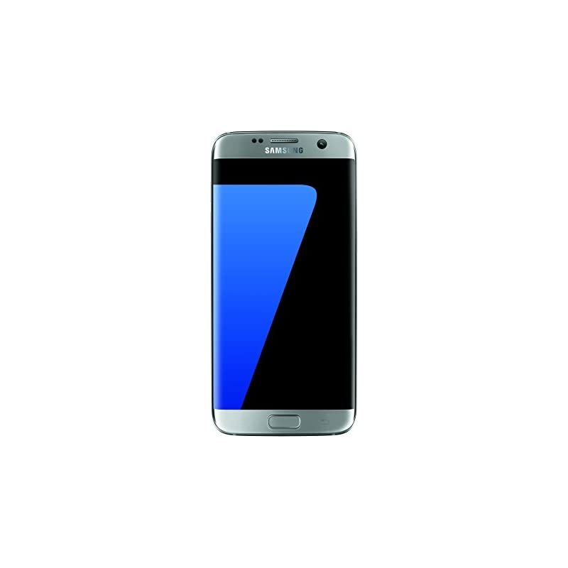 Samsung Galaxy GS7 Edge, Silver 32GB (Ve