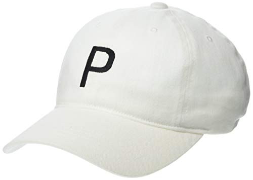 "Puma Golf 2019 Men's ""P Adjustable Hat (One Size)"