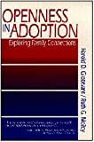 Openness in Adoption : Exploring Family Connections, Grotevant, Harold D. and McRoy, Ruth G., 0803957785