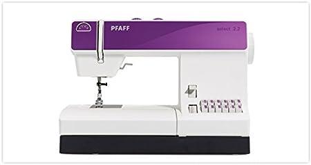 PFAFF 7393033085476 - Máquina de Coser Select 2.2: Amazon.es: Hogar