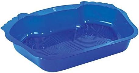 Baño de pies para Hot Tub Spa y piscina. Bandeja de agua para el lavado pies: Amazon.es: Jardín