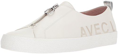 Off Women's Sneaker White Les Sasha Avec Filles wBYxXqWE