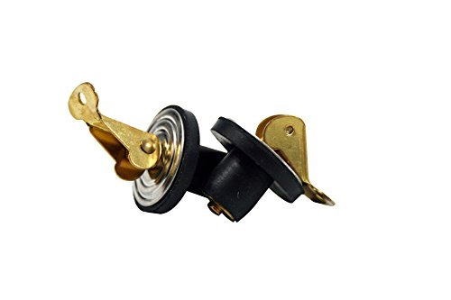 SeaSense Baitwell / Bailer Plugs, 5/8