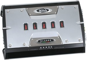 Boss Audio Blade BL2000 2000Watt 4-Channel Mosfet Power Amplifier