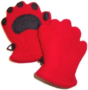 Infant 6-18 mths BearHands ThinsulateTM Fleece Mittens