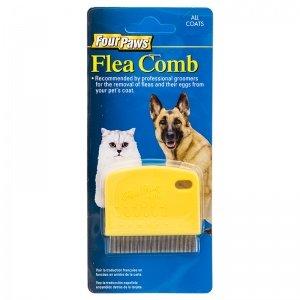 Four Paws Pet Palm Flea Comb ()